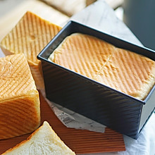 创意面包 网红日式生吐司,软糯到没有朋友#硬核菜谱制作人#