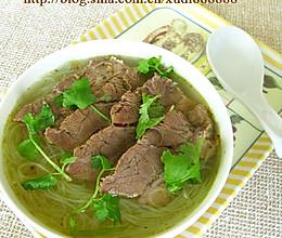 咖喱牛肉粉丝汤的做法