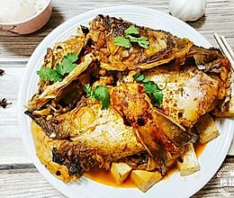 胖头鱼头炖豆腐的做法