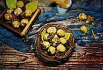 #人人能开小吃店#五香鹌鹑蛋的做法