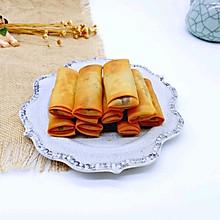 豆沙春卷#每道菜都是一台食光机#
