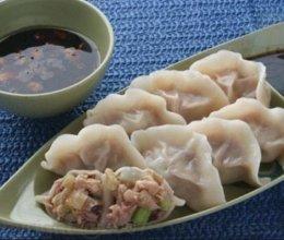 芹菜牛肉饺子的做法