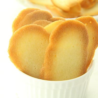 超级懒人做法——蛋白薄脆饼