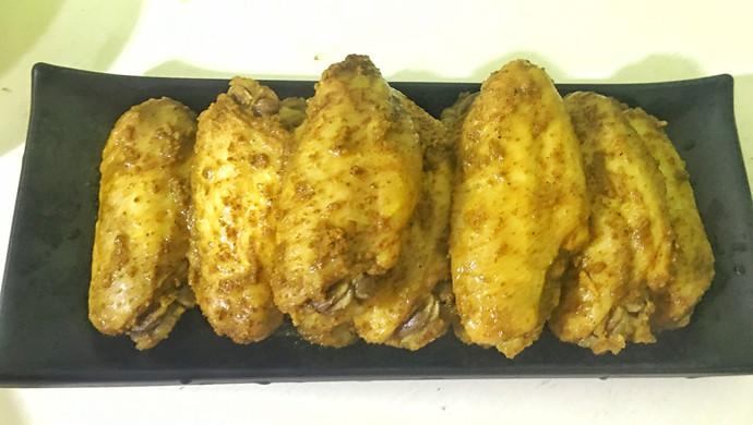 四不像的盐焗鸡翅