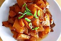 酱烧土豆冬瓜的做法