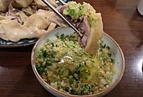 家常白切鸡&洋参鸡汤(详细版)的做法