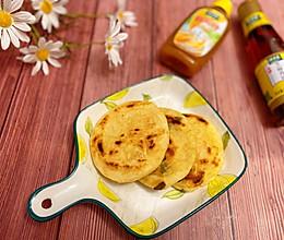 #太太乐鲜鸡汁芝麻香油#鸡汁发面葱花饼的做法