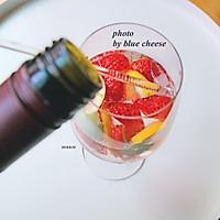 草莓鸡尾酒的做法图解6