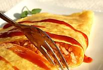 茄汁蛋包饭的做法