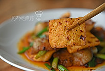 豆腐回锅肉的做法