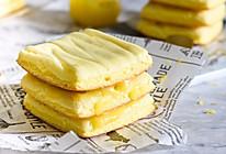 柠檬凝乳夹心蛋糕的做法