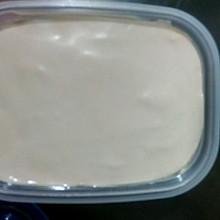 奶油巧克力冰淇淋方砖