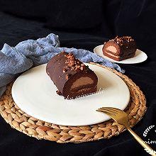 梦龙巧克力脆皮蛋糕卷#母亲节,给妈妈做道菜#