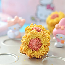 花朵曲奇饼干