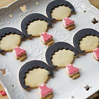 樱桃小丸子翻糖饼干的做法图解24