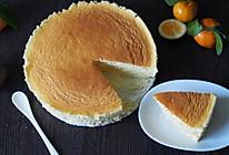 6步美食:香浓幼滑的王牌舒芙蕾乳酪蛋糕的做法