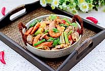 #夏日撩人滋味#海鲜杂蔬麻辣香锅的做法
