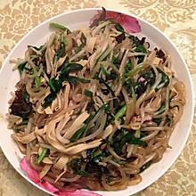 东北炒合菜
