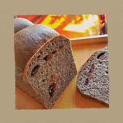 100%纯黑麦吐司-减脂期的优质碳水