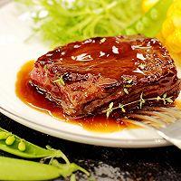 蚝油煎小牛肉#厨此之外,锦享美味#的做法图解10