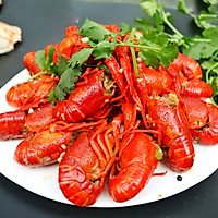 蒜蓉小龙虾#520,美食撩动TA的心!#的做法图解13