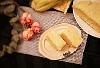 简单易学的玉米发糕的做法