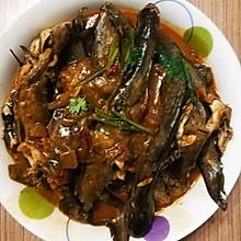 鲶鱼炖茄子