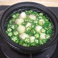 #秋天怎么吃#低脂健康的鸡肉丸汤的做法图解9