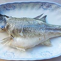 【低热量】清蒸鲈鱼的做法图解6