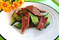 #合理膳食 营养健康进家庭#红肠炒黄瓜的做法