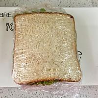 多彩野餐三明治#百吉福食尚达人#的做法图解15