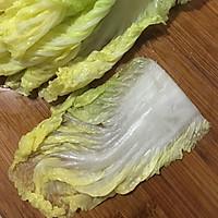 肉末白菜卷的做法图解5