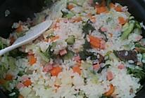 什锦菜饭(电饭锅的走起)的做法