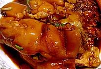 红焖猪蹄 红烧猪手—冬季暖身的做法