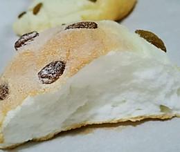 蛋白云朵面包~云朵蛋糕的做法