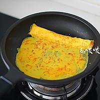培根厚蛋烧的做法图解5