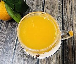 青蜜桔子汁的做法