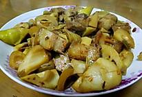 春笋炖红烧肉的做法