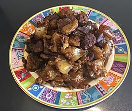 家常版——炖牛肉的做法