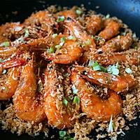 避风塘虾#MEYER·焕新厨房,唤醒美味#的做法图解13