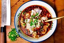 红油饺子「抄手,馄饨」的做法