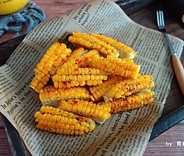 #硬核菜谱制作人#椒盐玉米的做法