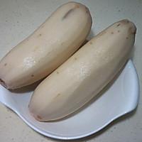 红糖糯米藕#爽口凉菜,开胃一夏#的做法图解1