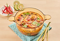 你跟泰国的距离只是这一锅冬阴功汤的做法