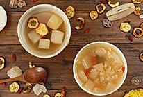 老北京小吊梨汤 与 山楂雪梨糖水|美食台的做法