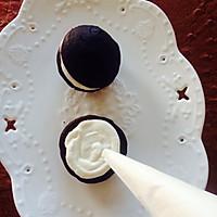 奶油巧克力派#松下烘焙魔法世界#的做法图解11