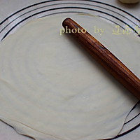 软饼卷菜的做法图解4