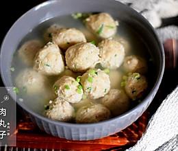 清汤小肉丸的做法