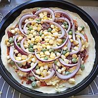 牛肉披薩的做法圖解7