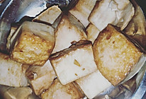 焖豆腐的做法